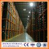 Estante ajustable del almacenaje de neumático de la alta densidad del almacén