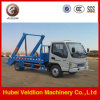 JAC 4X2 Mini Swing Arm Garbage Truck da vendere