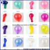 Ballon van de Parel van het Latex van de Kleur van de vervaardiging de Directe Verkopende Metaal