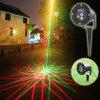 Indicatori luminosi di natale di illuminazione della discoteca di illuminazione del randello delle luci laser di animazione