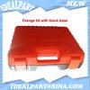 Caja plástica de la herramienta de mano del moldeo por insuflación de aire comprimido