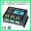 LCD Controller 30A 12/24V Intelligent Solar Panel MPPT Controller (QW-MT30A)