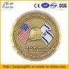 미국 군 깃발 금속 기념품 동전
