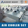 Escudo do condensador do ar e cambista de calor marinhos de refrigeração ar da câmara de ar