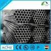 Tubo de acero Hangzhou fábrica Negro de tubo de construcción