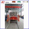 Machine de fabrication de brique concrète avec la qualité de la CE