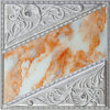 Модное 3D Effect Fuax Leather Soft Tile для Wall