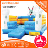 Paseos de atracciones comerciales Bouncy Castle slide Inflatable Toy
