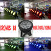 Neu! 18 PCS* 12W 6 in 1 Rgbwau LED Stadiums-Licht Cronus 18 Rgbwau 6 in 1
