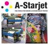 7702L UVPrinter met Epson Dx7 Print Head a-Starjet