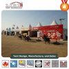 3x3m 4x4m pequenas Pagoda tenda para a recepção de eventos ao ar livre