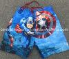 Swimwear di Short della scheda dei bambini modellato poliestere elastico pieno della vita di Oeko-Tex