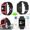 Horloge van de Armband van Bluetooth van de Manchet van de geschiktheid het Slimme met Bloeddruk Dm68