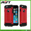 Caja combinada del teléfono celular de la resistencia de la gota de TPU+PC para iPhone6 (RJT-A095)