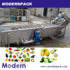 Vegetable тип машина прибоя плодоовощ уборщика шайбы