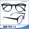 Clear de pouco peso Lens Eyeglasses para Women com Plain Mirror Glasses