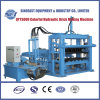 Qty3000 Hydraulic Cement Paver Block Making Machine in Afrika