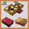 Bamboo Tea Set portátil com bolsa de viagem