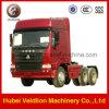 Tête de tracteur de HOWO 6*4 290HP