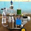 移動可能なヤギの搾り出す機械