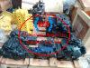 Bomba quente do cano principal de KOMATSU----KOMATSU genuína Backhole Wb97r-5. Bomba hidráulica Ass'y da direção Wa93r-5: peças 708-1u-00162