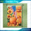 Drapeau de jardin de saison de polyester (B-NF06F11018)