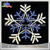 Lumières décoratives de flocon de neige de vacances de Noël d'AC110V/220V DEL