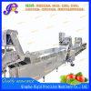 La cocina y blanqueando la máquina para el equipo de procesamiento de frutas y verduras