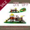 Пластичное Eco-Friendly Kids Outdoor Slides Toys для Park (X1514-2)