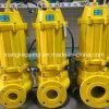 Wq sumergible de aguas residuales de la serie la suciedad de la bomba de agua eléctrica 5.5kw