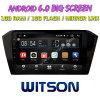Grand écran 10,2 Witson Android 6.0 voiture Magotan/DVD pour Volkswagen Passat B8 2017