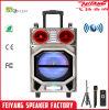 고품질을%s 가진 Feiyag/Temeisheng Pdisco 가벼운 스피커, 액티브한 스피커, 10 인치 스피커 및 디스코 음악 F10-22