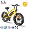 рамка сплава 20inch Bike тучной автошины 4.0 дюймов электрический