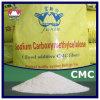Categoría alimenticia del CMC del sodio de la celulosa en aditivos alimenticios