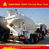Caminhão do misturador concreto de Sinotruck HOWO 3m3/misturador concreto do caminhão