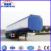 de l'essence 50cbm de camion-citerne remorque de camion-citerne d'essence d'essieu de la remorque 3 semi