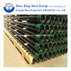 API 20185CT pozo de petróleo del tubo de coquilla perfecta (J55 K55 N80 P110)