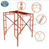 El establecimiento de la construcción de equipos y herramientas del sistema de andamios de trama