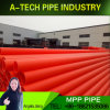 De waterdichte Mpp Pijp van de Bescherming van de Kabel voor Elektrische Kabel