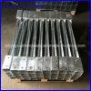 Galvanisierter Metallhalter-Pfosten-Anker für hölzernen Zaun-Pfosten