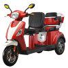 中国の高品質3の車輪の販売のための電気移動性のスクーター500Wモーター