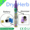 EGO Screw Rechargeable Dry Batteries Electronic Cigarette Dry Herb Vaporizer Pen (매트릭스 C)를 가진 건조한 Herb Wax Atomizer
