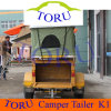 판매를 위한 도로 야영자 트레일러 떨어져 Toru