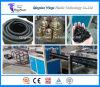 HDPE/Kurbelgehäuse-Belüftung Material-Spirale-gewölbter Rohr-Produktionszweig Strangpresßling-Maschine