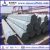 ERW 48,3 mm Tubo de andaimes galvanizados para estrutura