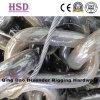 Оцинкованные цепи рыболовства, без перегородок Anchor цепь, подъемные цепи, G70 цепь, DIN763, DIN766
