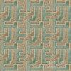 Polyester et de fil acrylique teint tissu sofa pour la décoration