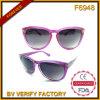 Plastiksonnenbrillen des neuen Produkt-F6948