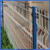 Triangle revêtus de PVC de porcs de clôtures de fil