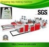 t-셔츠 Bag Making Machine Products/Bag Cutting와 Sealing Machine